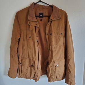 Gap Camel Utility Style Jacket